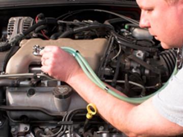 Диагностика турбированного двигателя автомобиля ВАЗ