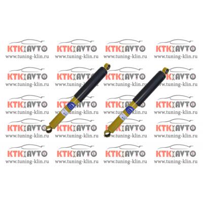 Амортизаторы з/п ВАЗ 2101-2107 газонаполненные разборные с занижением -50 мм